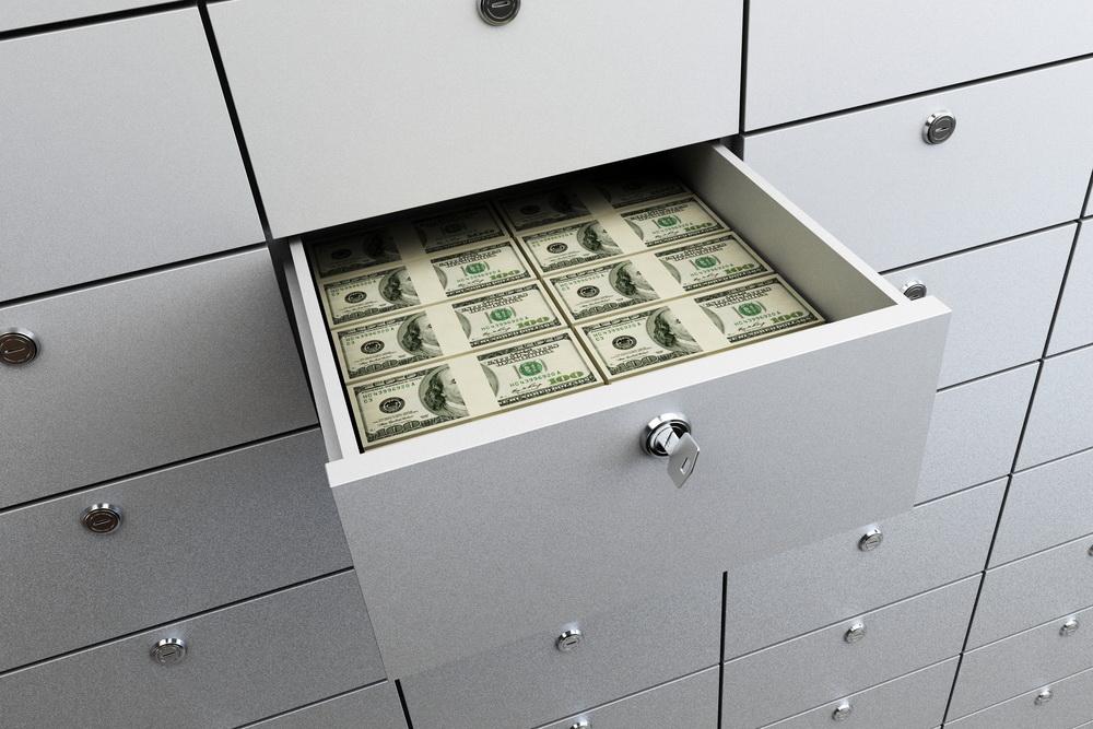 Банковская ячейка сбербанк