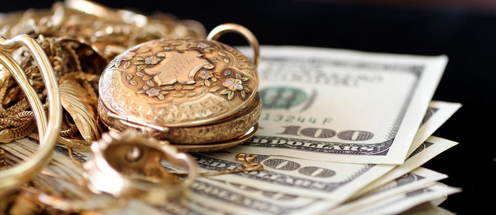 Деньги и драгоценности на хранение