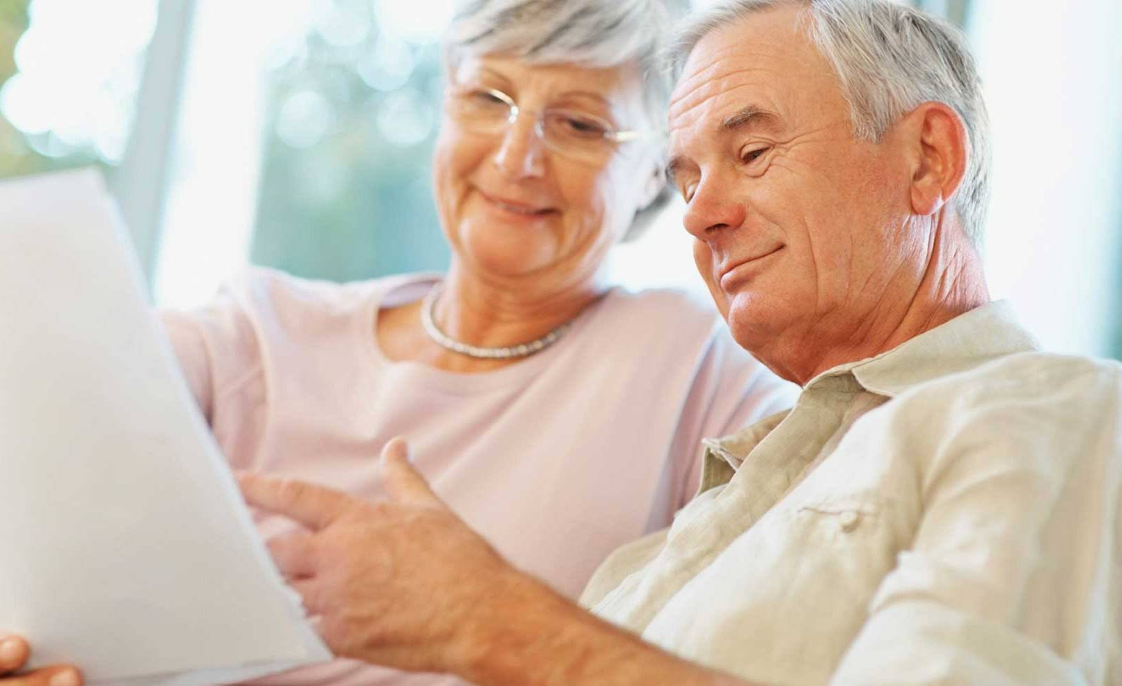 Вклады для пенсионеров оформляются с высокими ставками