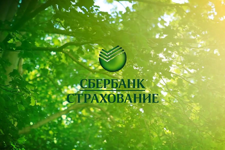 Сбербанк страхование логотип