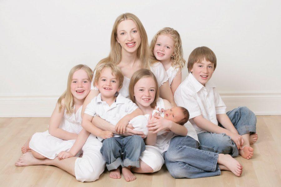 Ипотечное кредитование для многодетной семьи