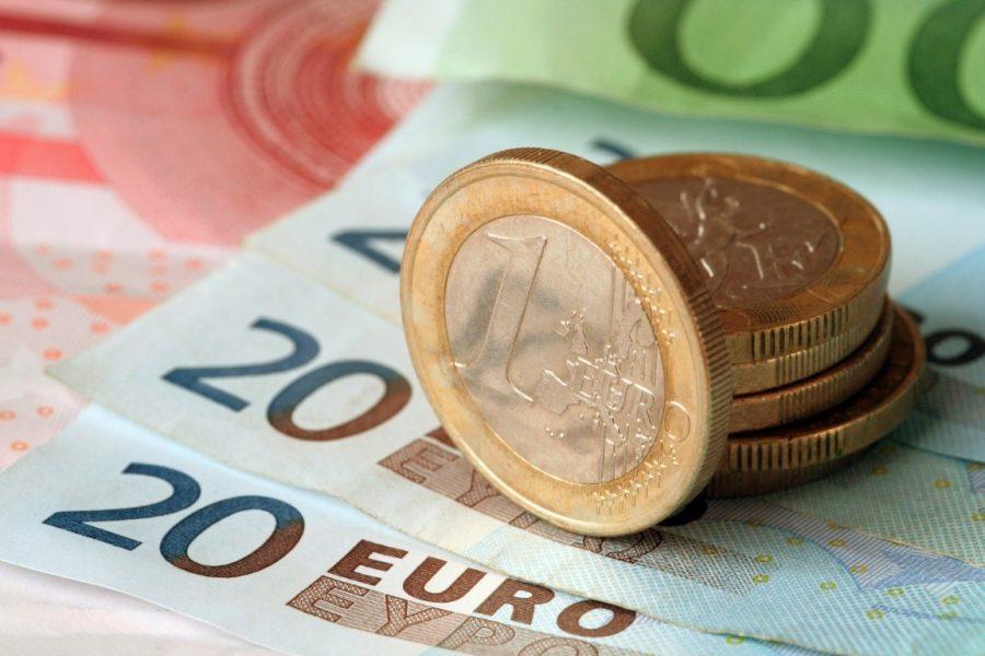Вклады в евро имеют неизменную процентную ставку