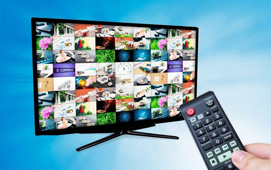 Спутниковое телевидение становится все популярнее