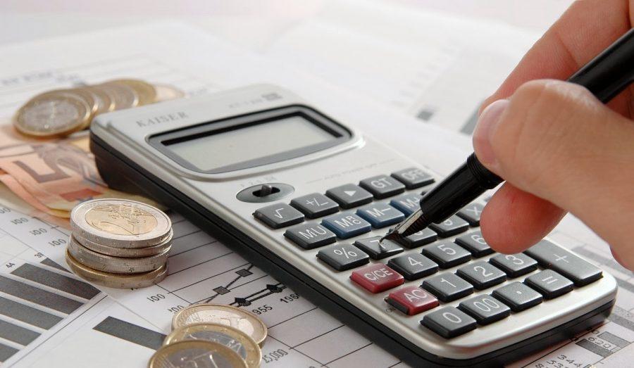 Рассчитать платежи по налогам