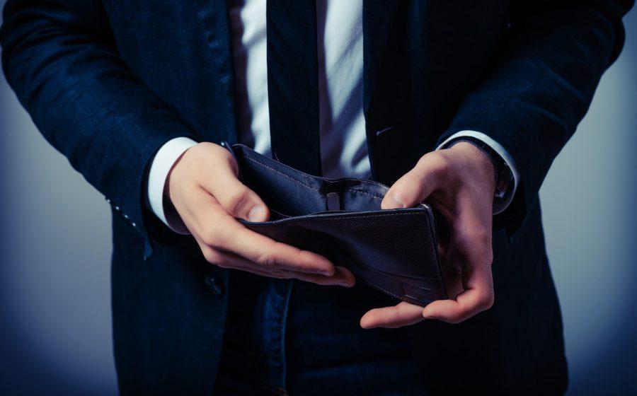 Задержка внесения платежа