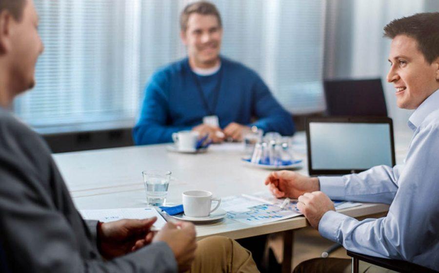 В кредитной организации работают опытные специалисты