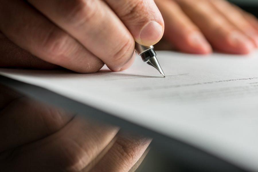 Написать заявление самостоятельно