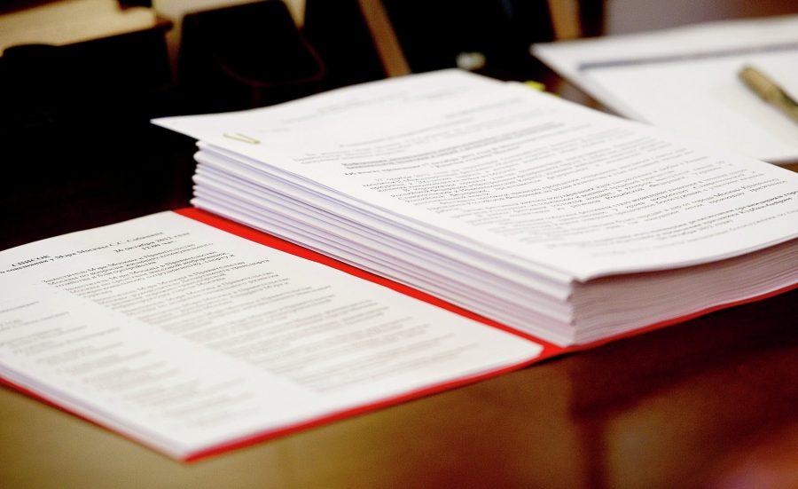 Укомплектовать пакет документов