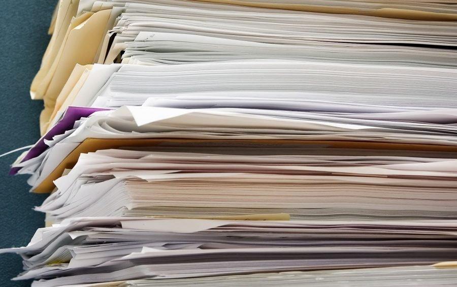 Предоставить подтверждающие бумаги
