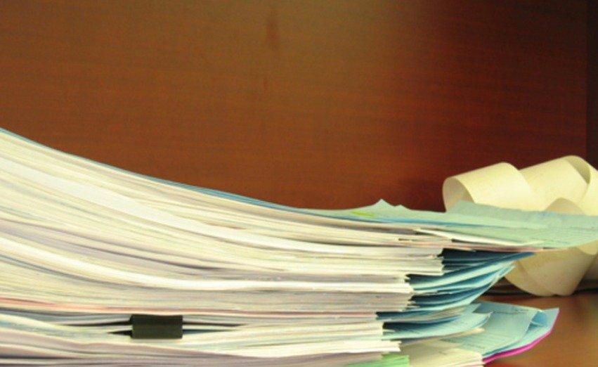 Документы подаются вместе с заявлением