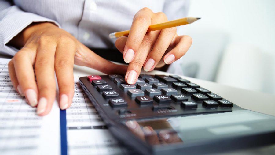Начисление процентов на сумму кредита