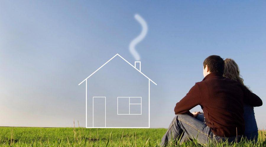 Большинство людей выбирают ипотеку