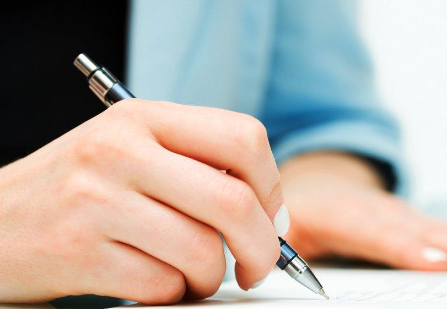 Написать заявление в правоохранительные органы