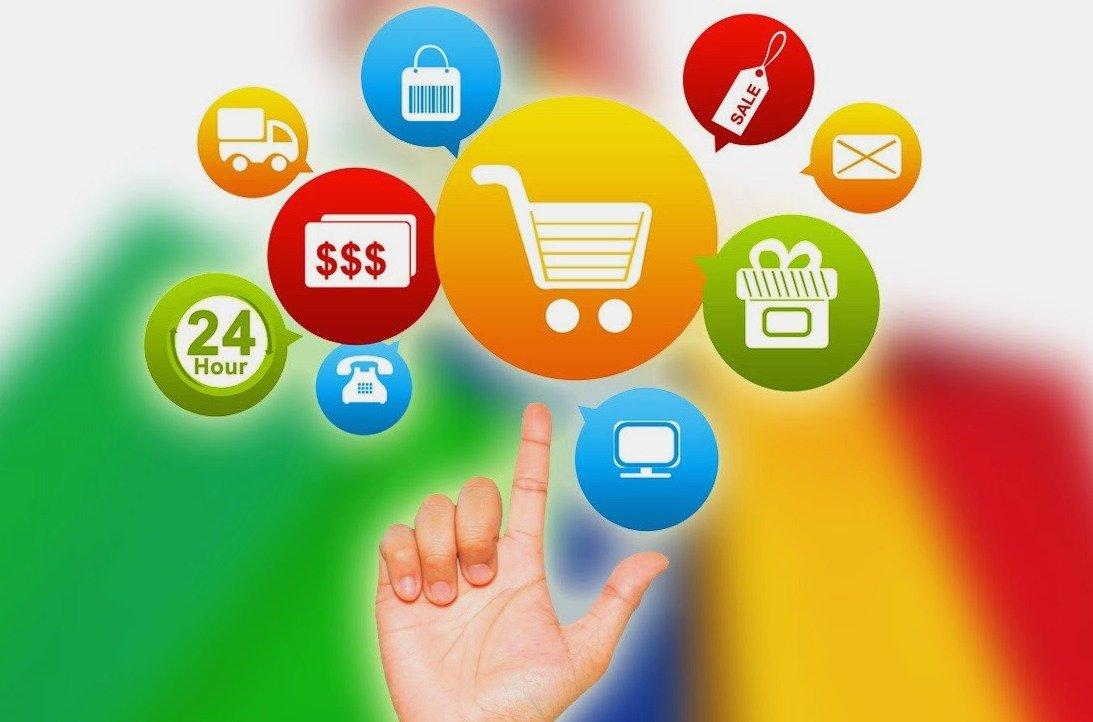 Покупки в интернет-магазине Ozon