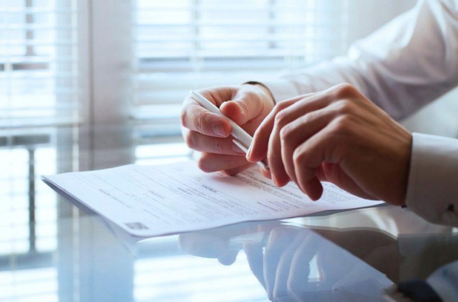 Получить документы на руки