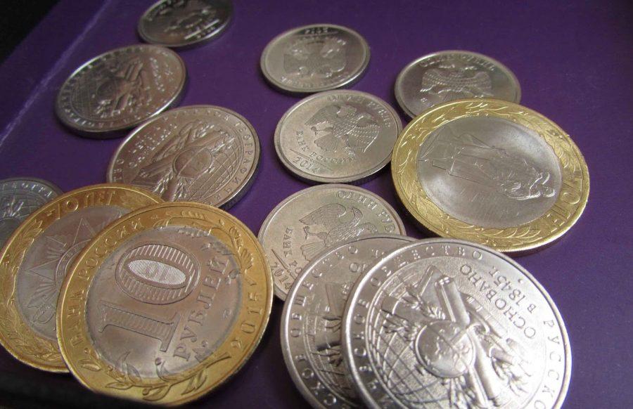 Сбербанк покупает монеты