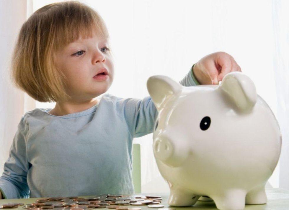 Открыть счет в Сбербанке на ребенка