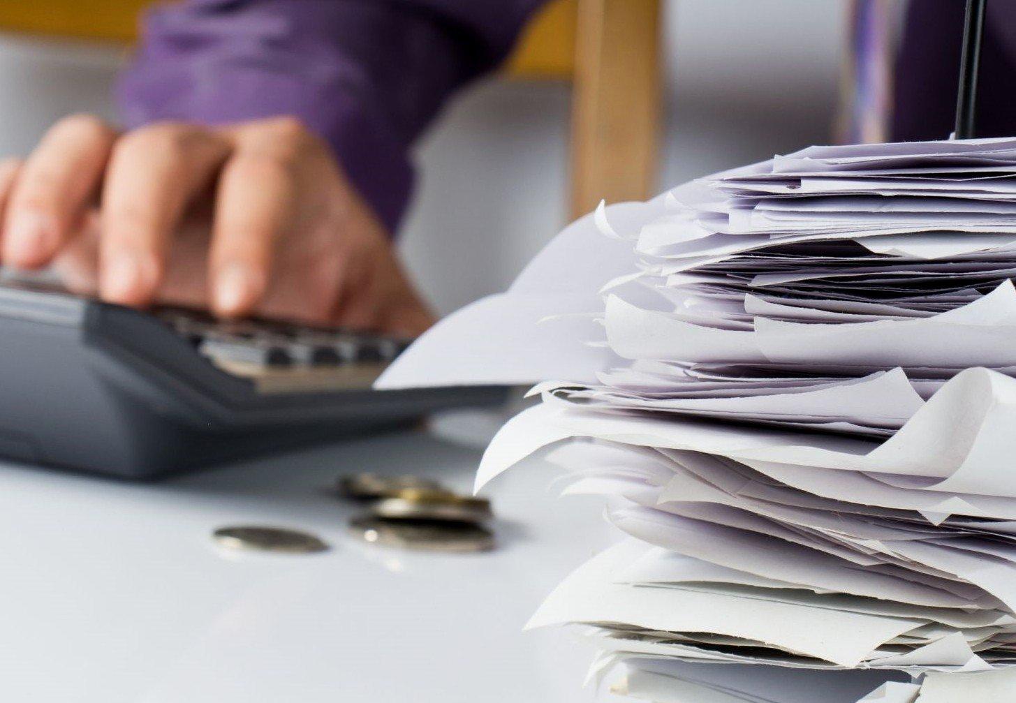 Контроль за расходами со стороны банка