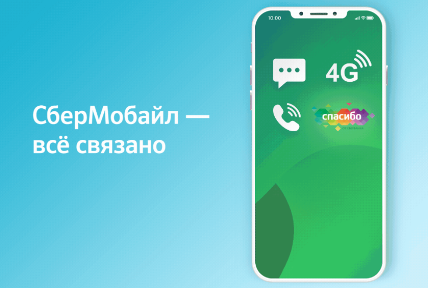 Оператор от Сбербанка Сбермобайл