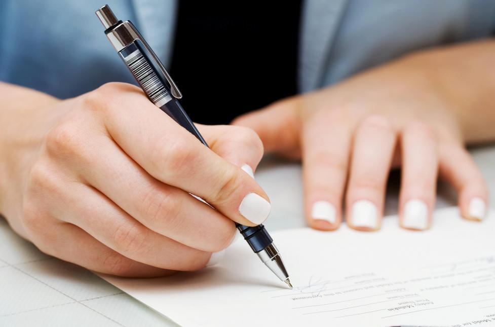 Процедура оформления кредита