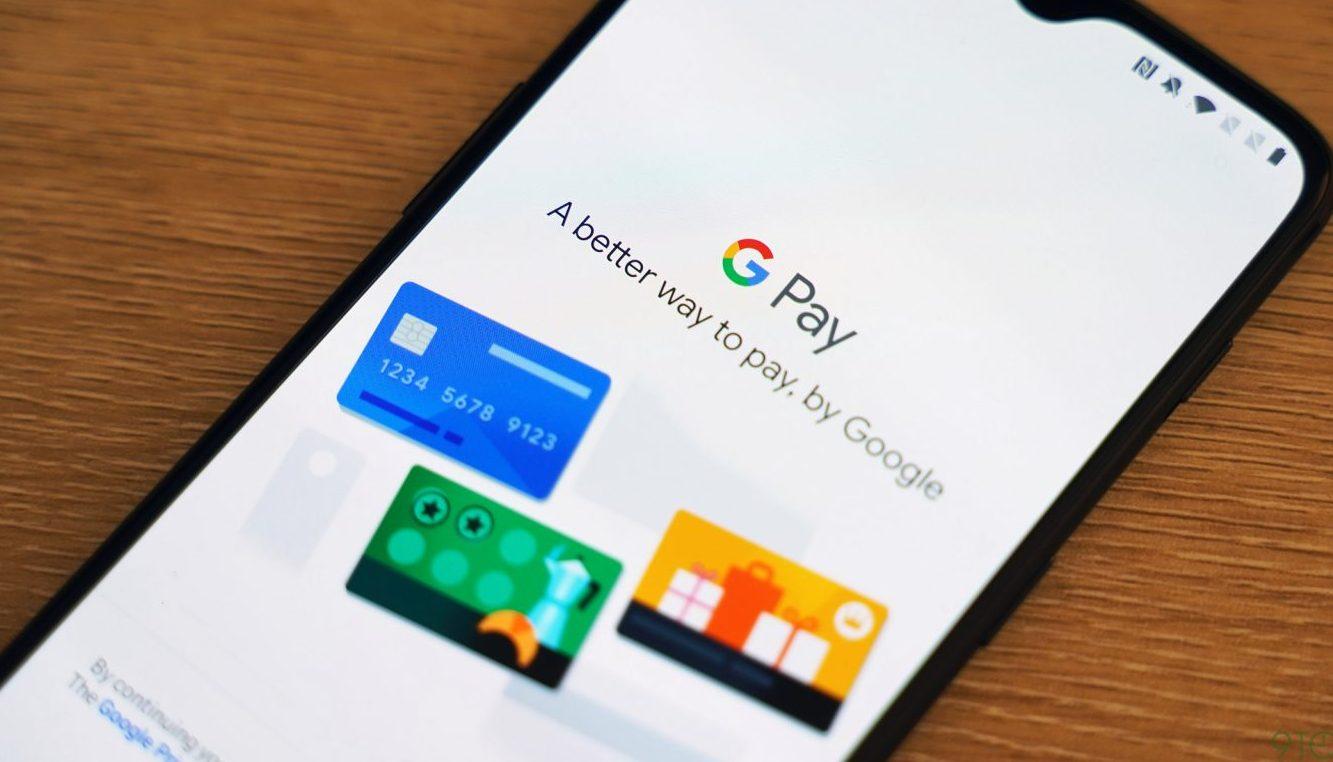 Платежная система Google Pay