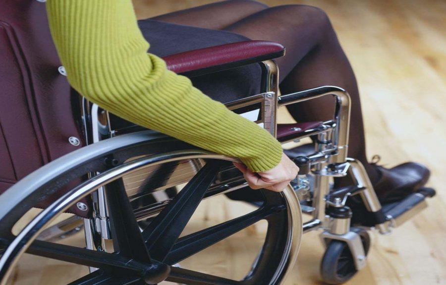 Клиент имеет инвалидность