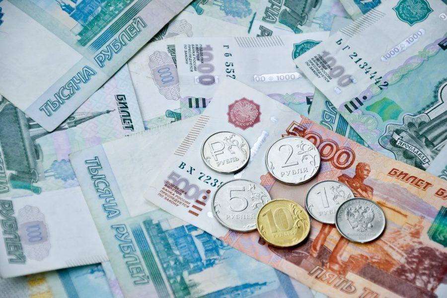 Код валюты российского рубля