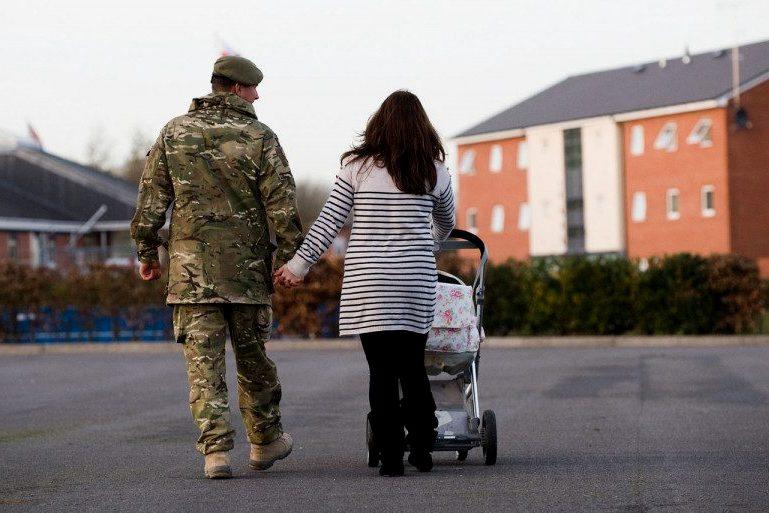 Семейные обстоятельства военнослужащего