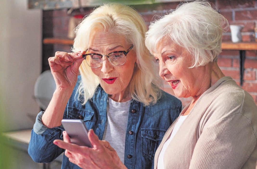 Тариф для пенсионеров